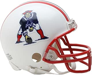 NFL Mini Throwback Helm New England Patriots 1990-92 Mini Helmet