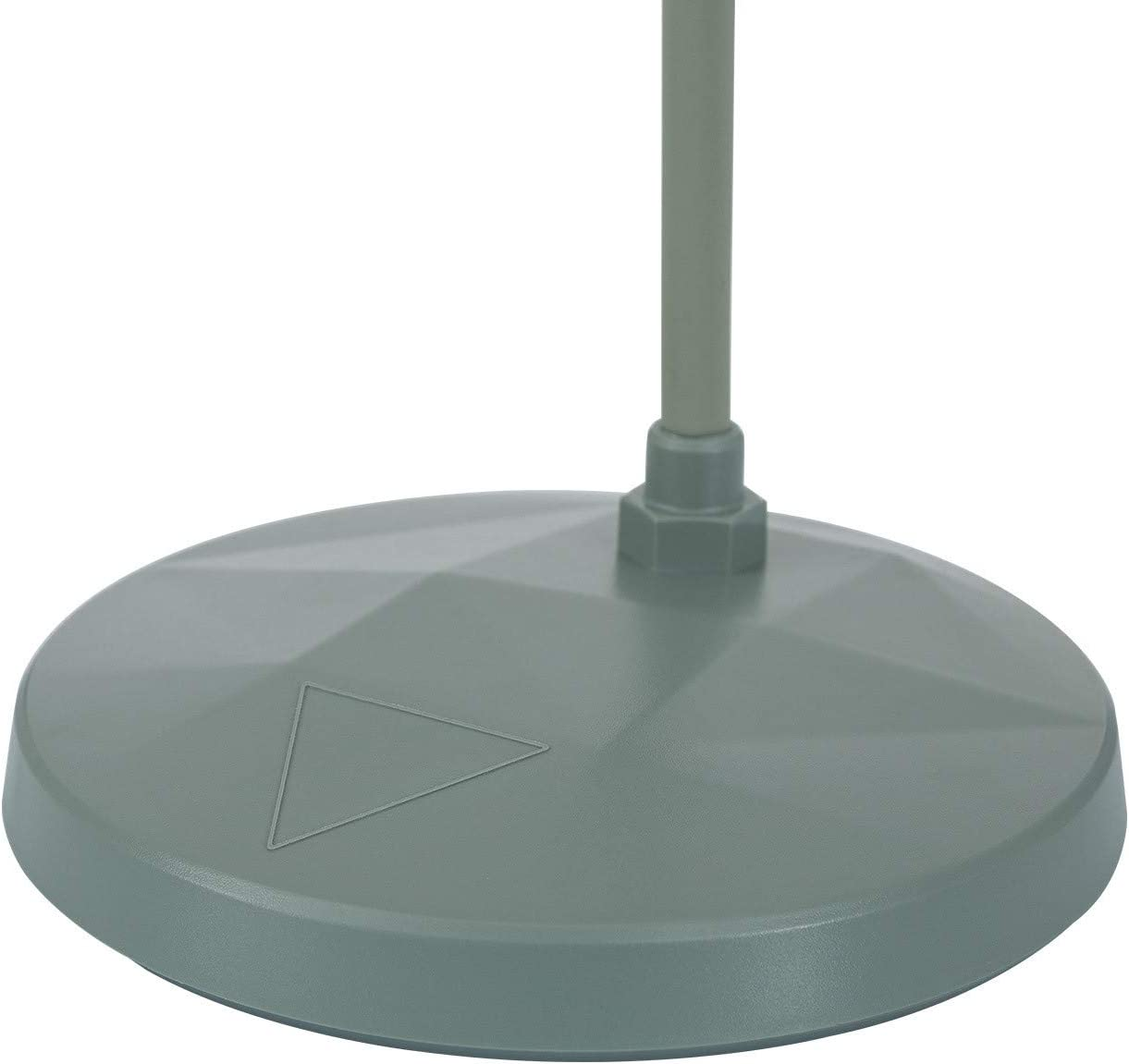 LEDKIA LIGHTING Flexo LED Evania 3W con Bater/ía Verde