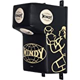Amazon Com Ring To Cage Wall Mount Leather Uppercut Bag