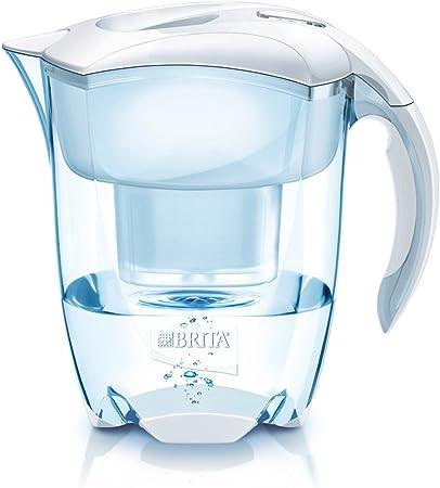12 art?culos de alto eliminaci?n intercambio 2 meses] purificador de agua de tipo olla BRITA (Brita) Eremarisu XL ...