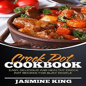 Crock Pot Cookbook Audiobook