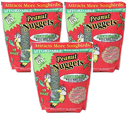 - C&S Peanut Nuggets (Pack of 3)