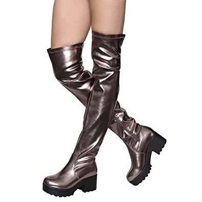 Sexy tall boots