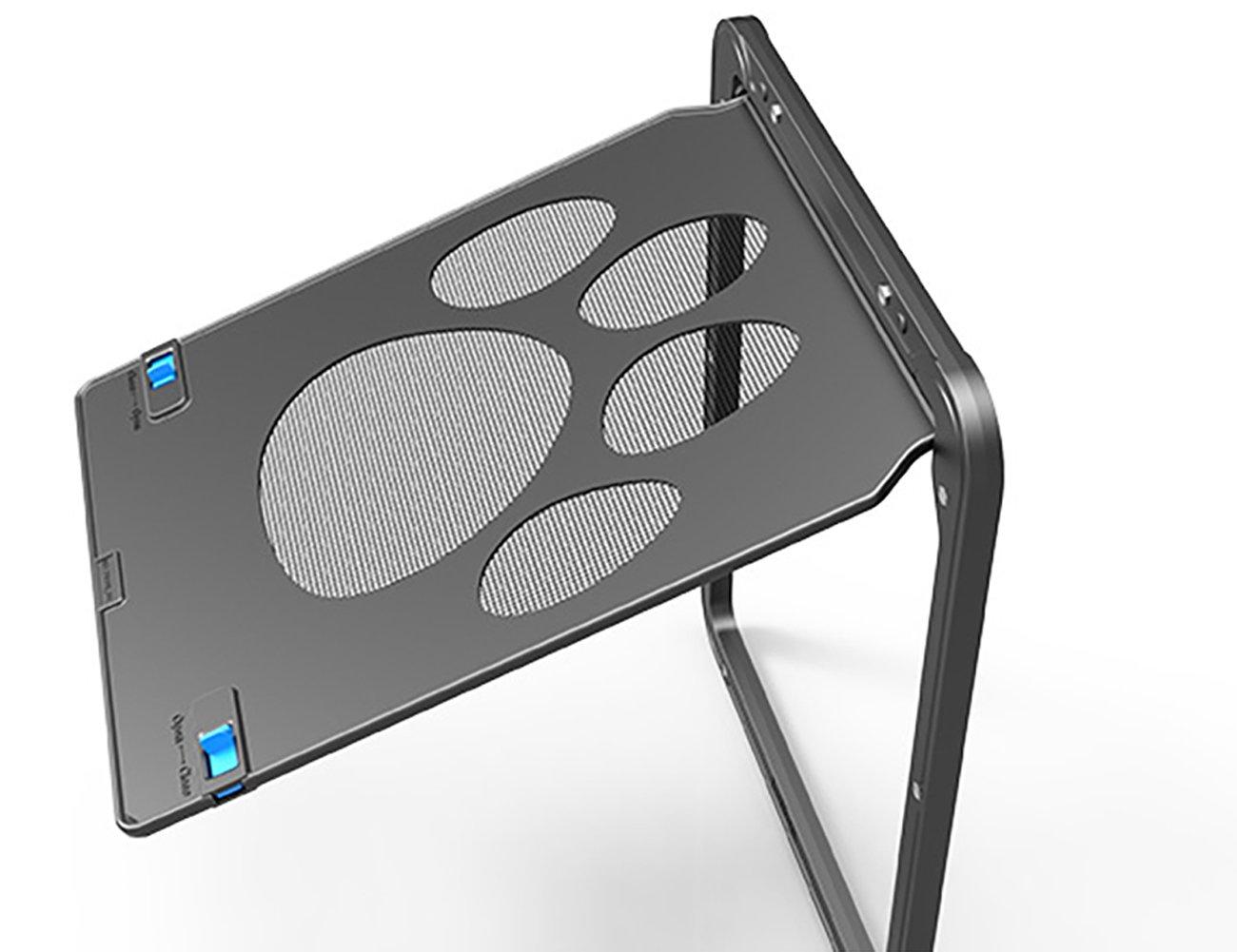 UHeng Magnetic Automatic Lock/Lockable Pet Screen Door cat Gate Way Pet Door for Screens by UHeng (Image #2)