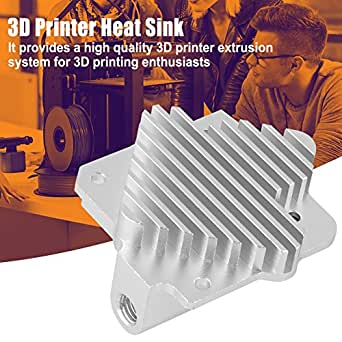 Heatsink Chip de aleación de aluminio con V6 Hotend para impresora ...