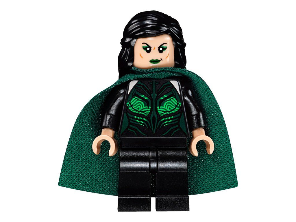 76084MINIFIG ONLY! Authentic New LEGO DC Comics Hela Minifig