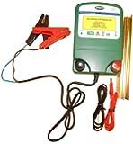 Apollo batterie énergisante d'électrificateur de clôture 12V - 0,6joules (0,6j) pour mouton, poules, bétail, chevaux, etc.