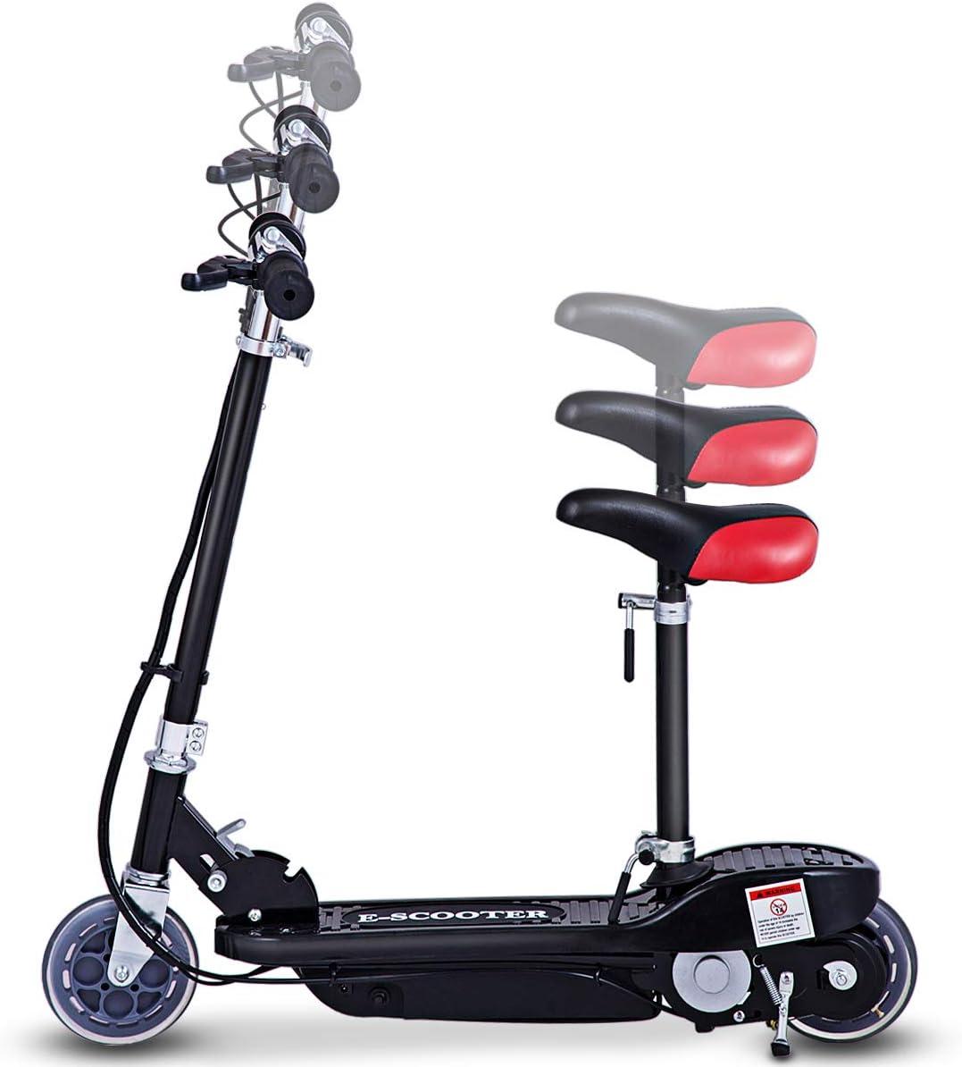 Amazon.com: Patinete eléctrico Costzon, patinete ligero de ...