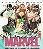 #9: 2013 WOMEN OF MARVEL TRADING CARDS - COMPLETE 90 CARD SET