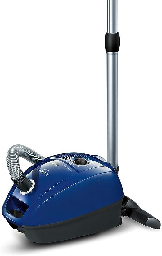 Bosch BGL3B110 - Aspiradora con bolsa, 650 W, sistema PowerProtect, color azul: Amazon.es: Hogar
