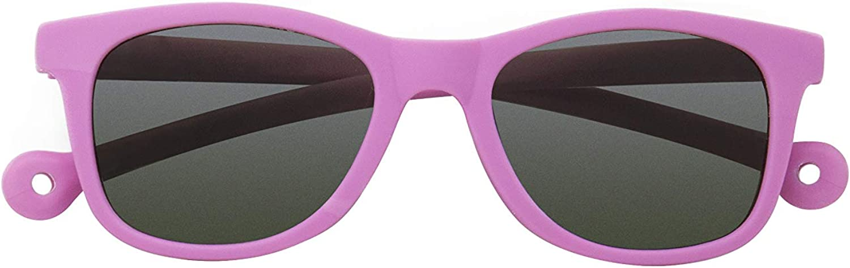 Resistentes al Agua Parafina Flexibles Gafas de Sol para Ni/ña y Ni/ño Protecci/ón UV 400 Gafas de Sol con Montura 100/% Eco-friendly