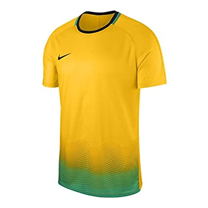 f850bfcb Nike Academy S/S top GX AJ4221 Men Spring of 2018 Summer: Amazon.in ...