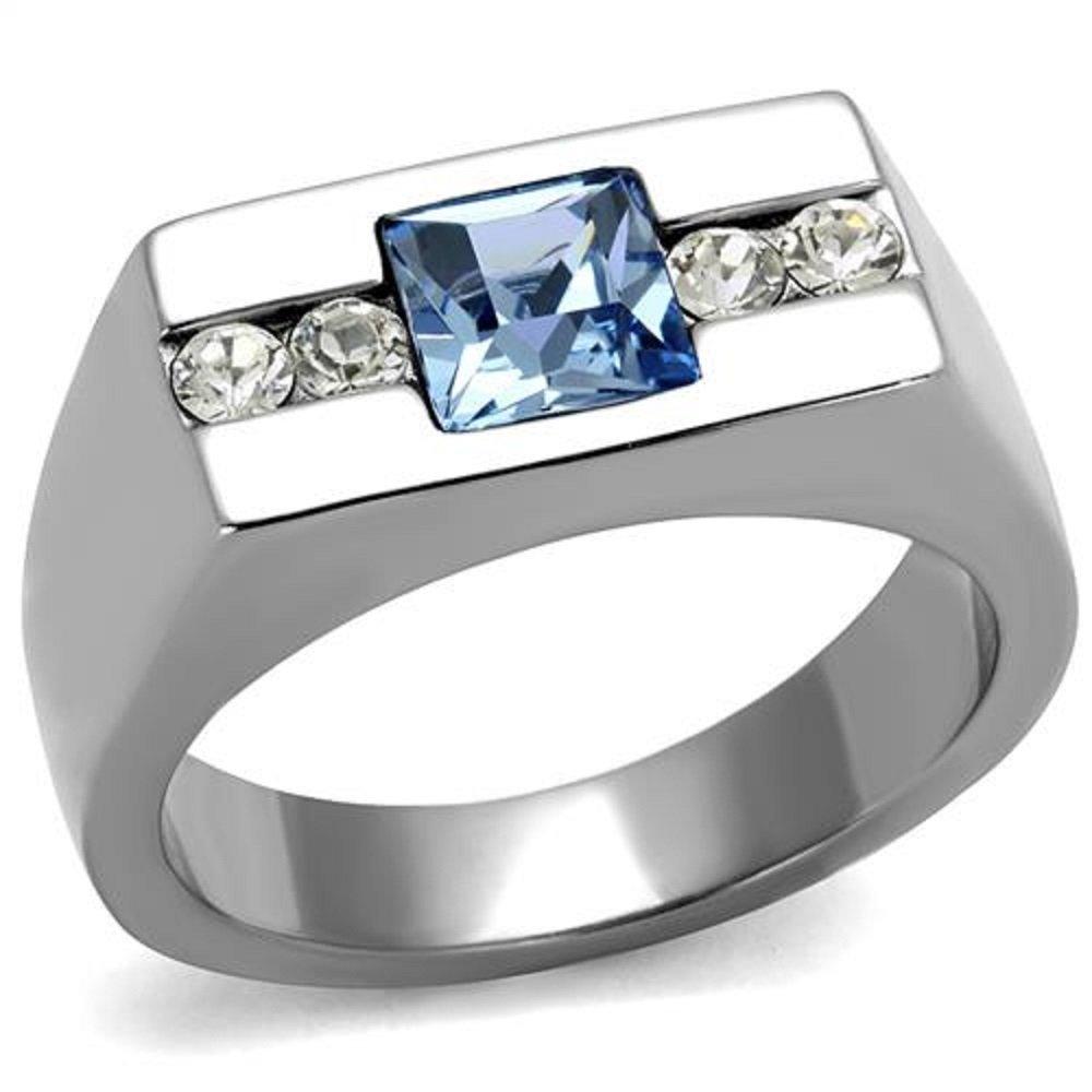 Royal Sign Center Design  316L Stainless Steel Ring Sizes 8-13