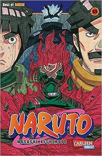 naruto 69 amazoncouk masashi kishimoto miyuki tsuji 9783551784407 books - Naruto 69