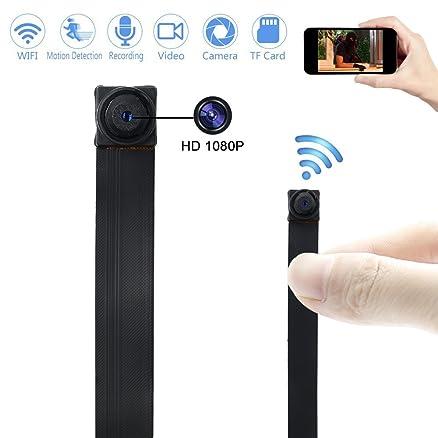 Telecamera Spia WIFI Telecamera Nascosta TANGMI 1920x1080P HD Mini ...