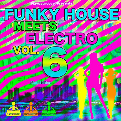 Funky house meets electro vol 6 club edition explicit for Funky house songs