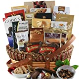 Over the top Chocolate! - Chocolate Gift Basket