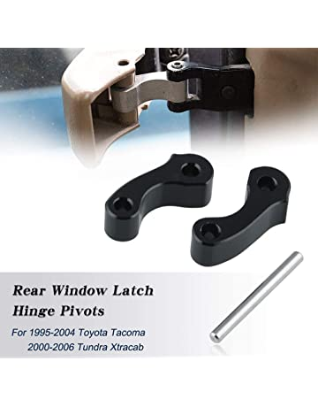 Rear Tailgate Blk Handle Lock Latch Actuator 3Pc For Dodge Pickup Ram 2002-2008