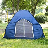 One-touch tent for 3~4 people   Camping Waterproof Screen Shelter Insect Hiking Instant