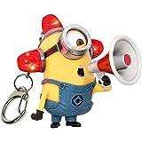 Minion Light Up and Sound Keychain
