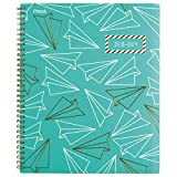 Mead 2018-2019 Academic Year Weekly & Monthly Planner, Large, 8-1/2 x 11, Gold & Bold, Design Will Vary (CAW50825)
