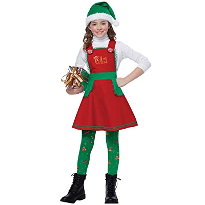 California Costumes Elf in Charge Child Costume-: Toys & Games