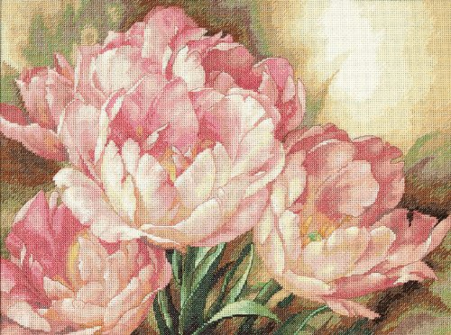 gold collection tulip counted stitch