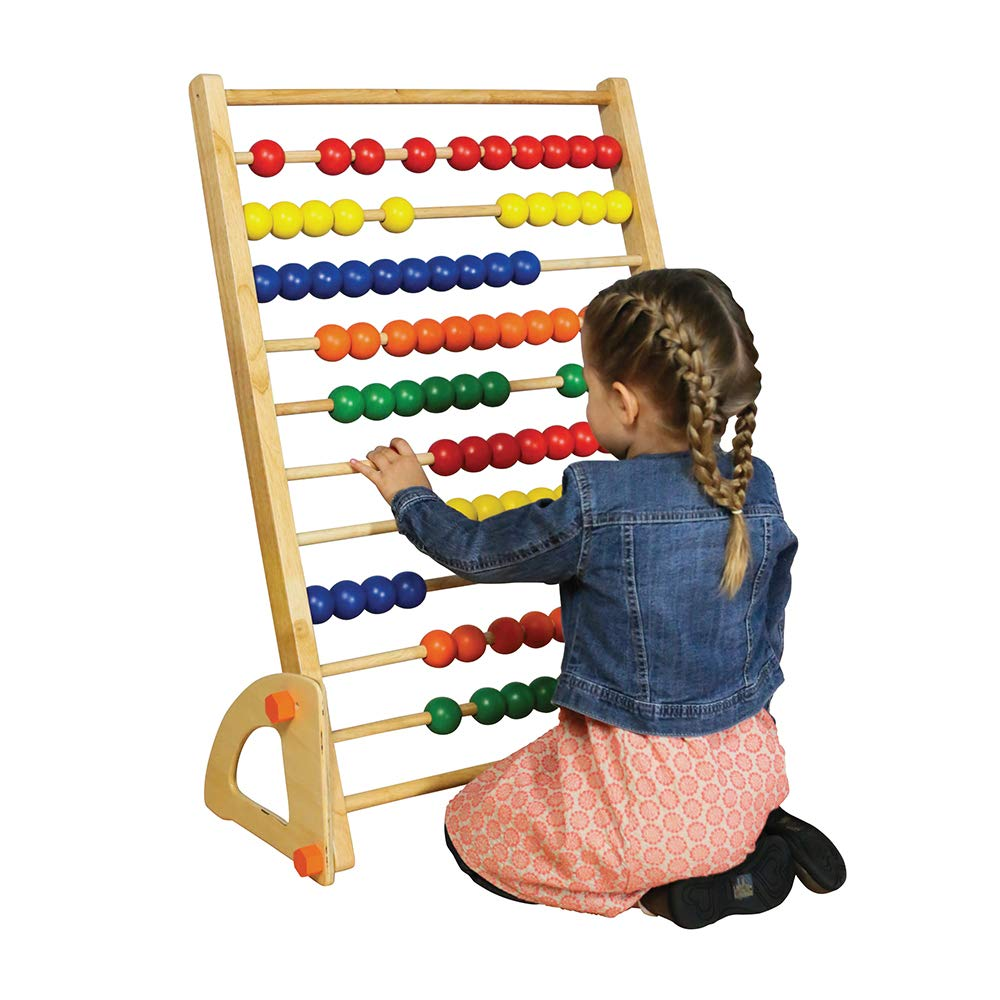 Giant Standing Abacus by Constructive Playthings (Image #1)