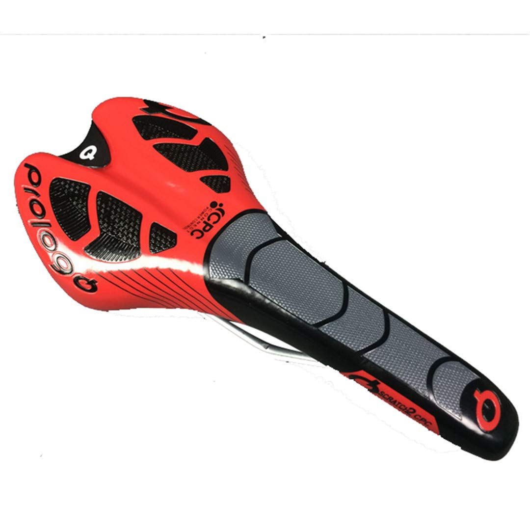 Bicye&Sandth Carbon Sattel PU Leder Weiche MTB Rennrad Sattel Seat Selle Radfahren Fahrradteile