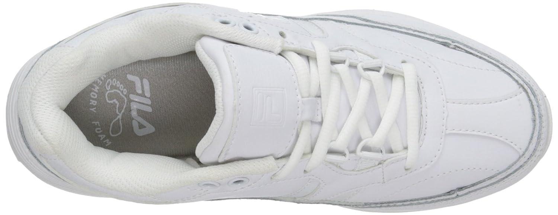 4a1a62a33276 Amazon.com  Fila Women s Memory Workshift Slip Resistant Work Shoe  Shoes