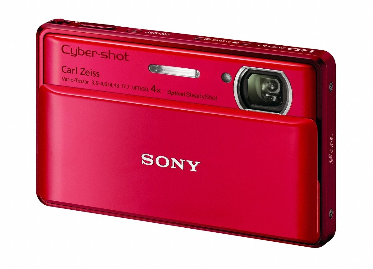 Amazon Sony Cyber Shot DSC TX100V 162 MP Exmor R CMOS Digital Still Camera With 35 Inch OLED Touchscreen 3D Sweep Panorama And Full HD 1080 60p