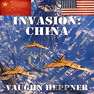 Invasion: China Audiobook