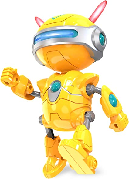 Educational Interactive Robot Toy For Toddler Kid Boy Girl Baby Children Gift