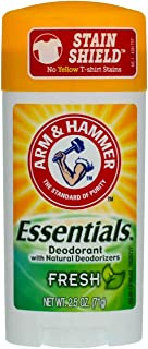 product image for ARM & HAMMER Essentials Natural Deodorant Fresh, 2.50 Oz