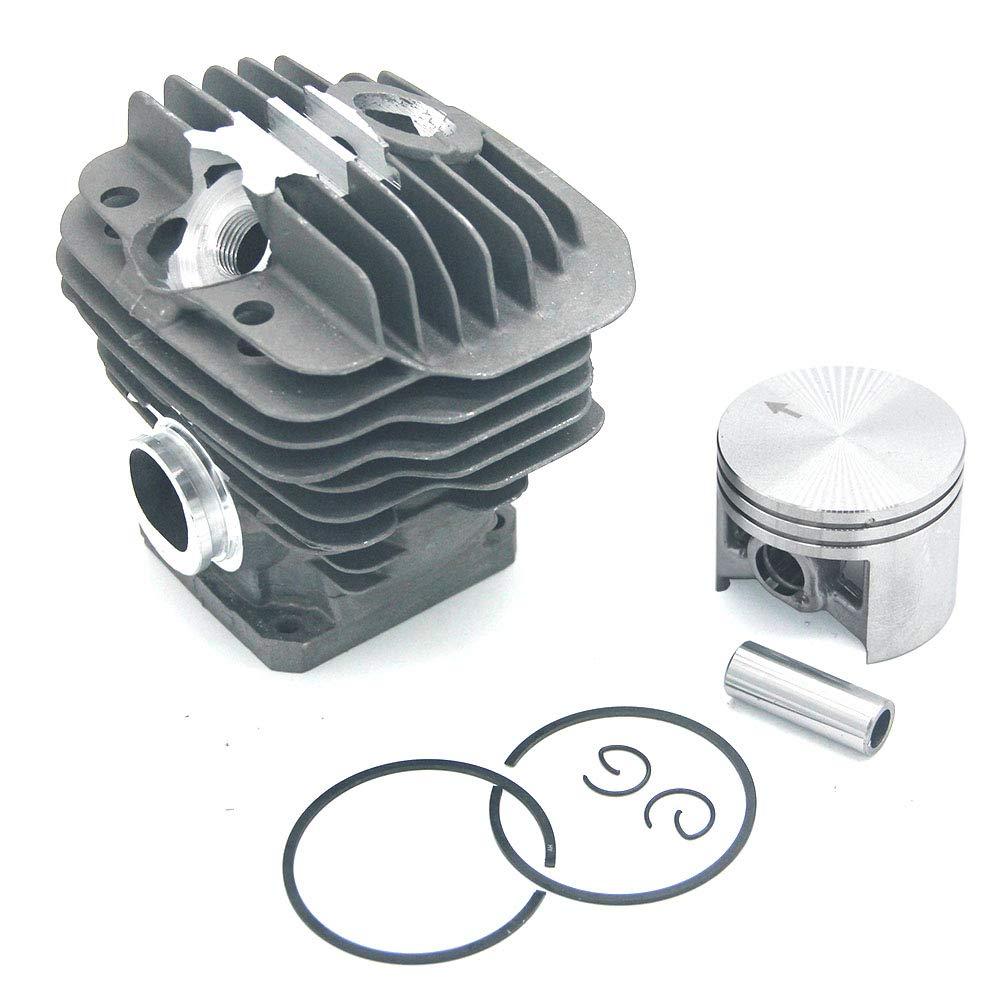 SeekPro Ersatz Zylinder Kolben Kit 50/mm Big Bore f/ür Stihl MS440/044/044R 044/W ms440rz ms440vwz ms440z Chainsaw Rebuild Teile # 11280201227