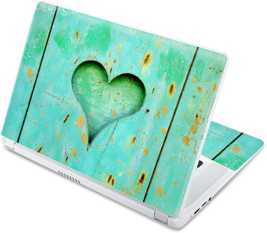 """Mightyskins Skin Compatible with Acer Chromebook 15 15.6"""" (2017) - Heartwood 