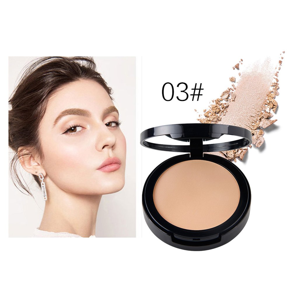 Loose Face Powder, Molie Long Lasting Oil Control Translucent Loose Setting Powder for Foundation Makeup #3