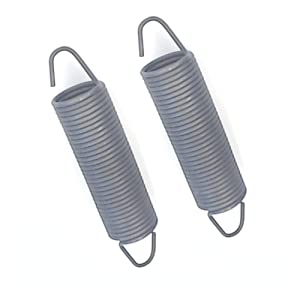 Frigidaire 154579101 Dishwasher Door Spring Genuine OEM Part, 2-Pack