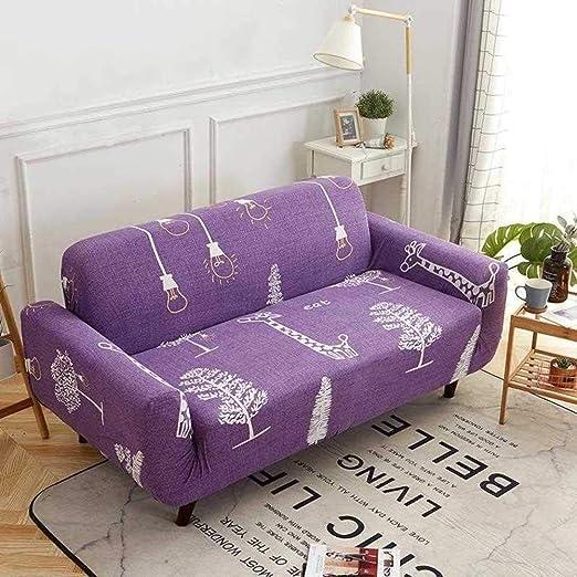 D&LE Antideslizante Stretch Funda de sofá, Universal Uso ...