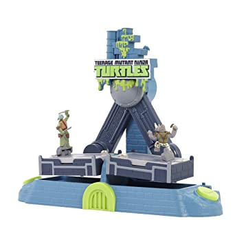 Amazon.es: Tortugas Ninja Battle Sewer TMNT40001: Juguetes y ...