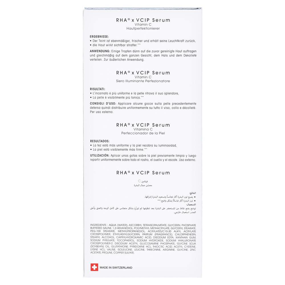 Teoxane RHA VCIP Hyaluronic Acid + Vitamin C Serum 30ml: Amazon.es: Belleza