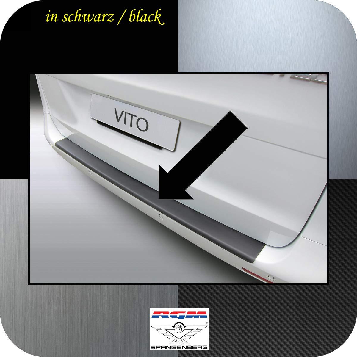 Richard Grant Mouldings Ltd W 447 Original RGM Ladekantenschutz schwarz f/ür Mercedes Benz V-Klasse W447 Viano und Vito ab Baujahr 03.2014- RBP844