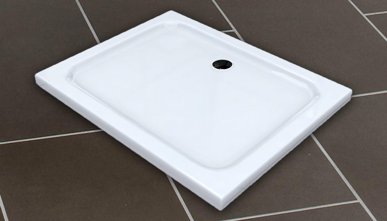 50 mm Plato de ducha 120x80 / Plato de ducha para la ducha ducha mampara de ducha: Amazon.es: Bricolaje y herramientas