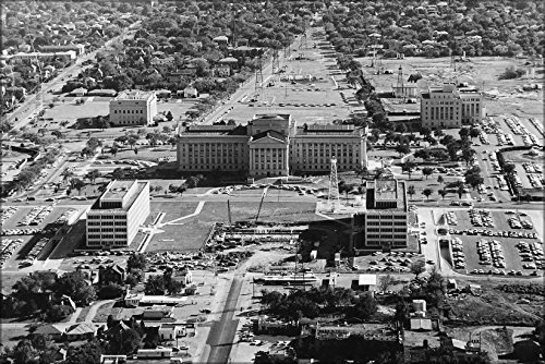 20x30 Poster; 1963 Oklahoma State Capitol