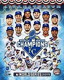 "Kansas City Royals 2015 World Series Champions Team Composite Photo (Size: 8"" x 10"")"