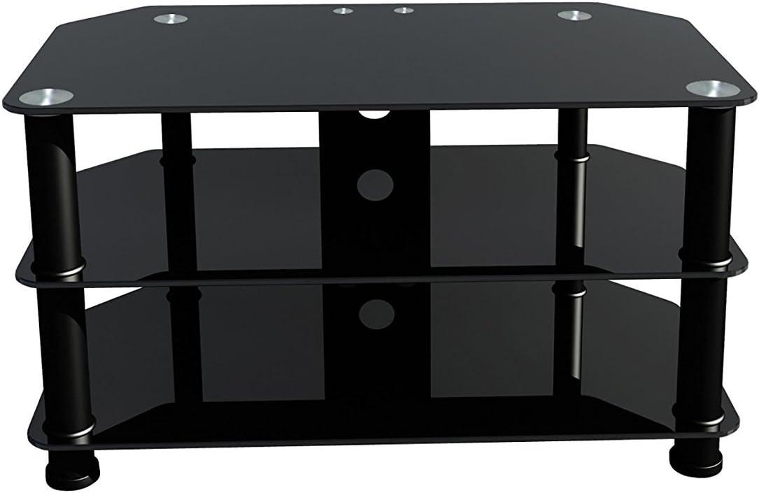 Premier AV002 - Mesa para TV, negro: Amazon.es: Electrónica