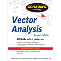 Schaum's Outline of Vector Analysis, 2ed