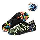 Amazon Price History for:WateLves Water Shoes Mens Womens Beach Swim Shoes Quick-Dry Aqua Socks Pool Shoes For Surf Yoga Water Aerobics