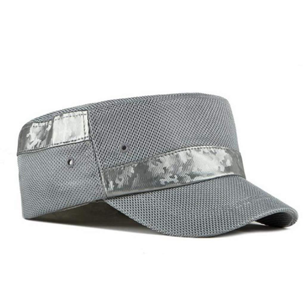 de3e24b42f009 Amazon.com: Aliturtle Fashionable Cadet Baseball Cap Basic Everyday ...