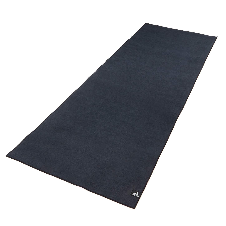 adidas Hot Esterilla Yoga, Unisex, Negro, 2 mm
